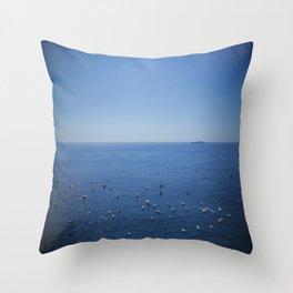 Amalfi coast 1 Throw Pillow