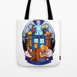 Doctor Who - Allons-y Alonso ! Tote Bag