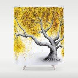 Sunshine Tree Shower Curtain