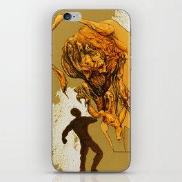 Creature Concept iPhone Skin