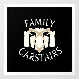 family carstairs Art Print