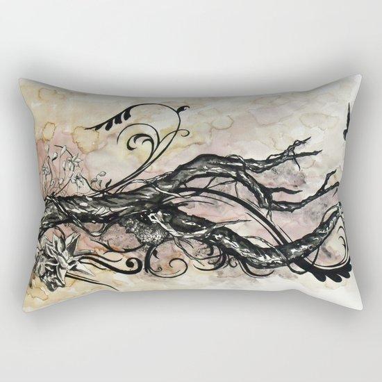 deviation1 Rectangular Pillow