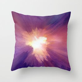 In the Confusion Throw Pillow