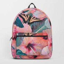 Hale Aloha Hibiscus Backpack
