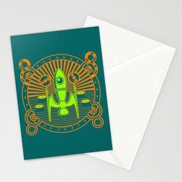 Kosmos 61 Stationery Cards