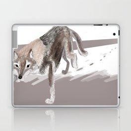Totem Russian Wolf Laptop & iPad Skin