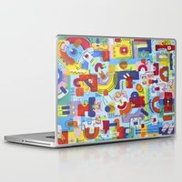 game Laptop & iPad Skins featuring Game by tktinted