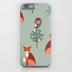 Fox Woods Slim Case iPhone 6s