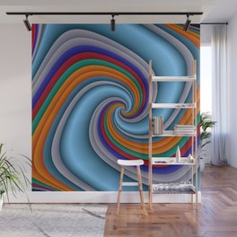 spirals are beautiful -04- Wall Mural