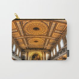 Navy Chapel Greenwich Carry-All Pouch