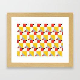 Crispijn Pattern Framed Art Print