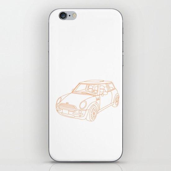 My Mini Cooper iPhone Skin