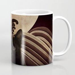 Japanese cat-83 Coffee Mug