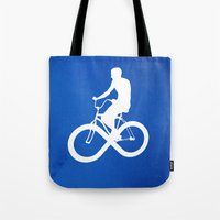 Endless Cycle Tote Bag