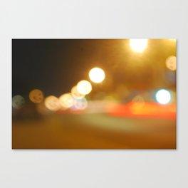 Nocturnario (blur) Canvas Print