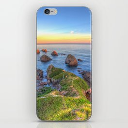 Nugget Point, Otago, New Zealand iPhone Skin