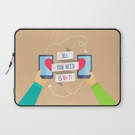 All you need is...) Laptop Sleeve