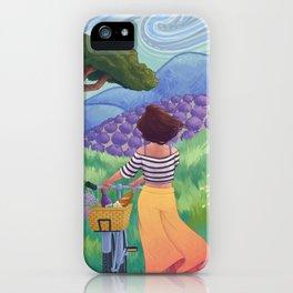 Visit Provence! iPhone Case