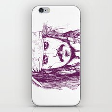 Captain Jack - Pirates of the Caribbean iPhone Skin
