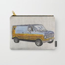 70s Van Carry-All Pouch