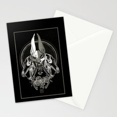 Malediction Stationery Cards