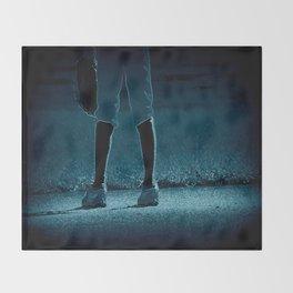 Short Stop Throw Blanket