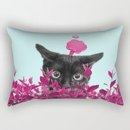 Oops! Rectangular Pillow