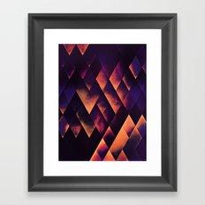 Cyve Lyfe Framed Art Print
