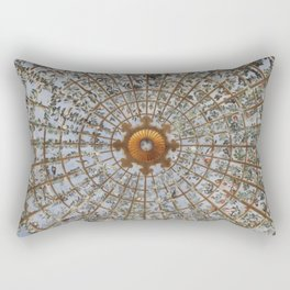Artistic Ceiling Rectangular Pillow