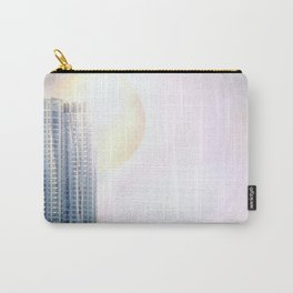 New York by Gehry Illustration Carry-All Pouch
