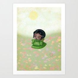 Lida Art Print