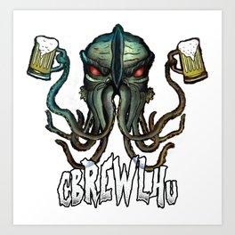 Cbrewlhu Art Print