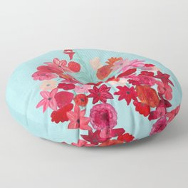 Simply Breathe - Lungs For Whitney Floor Pillow