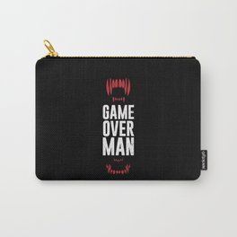 Game Over Man Carry-All Pouch