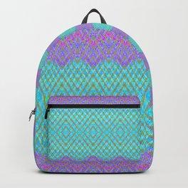 Ocean Valances Pattern Backpack