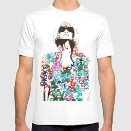 Ultimate Fashion Illustration by MrMAHAFFEY T-shirt