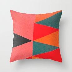 Confusione di Volatili II Throw Pillow