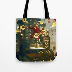 The Doof Tote Bag