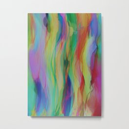 Abstract Composition 698 Metal Print