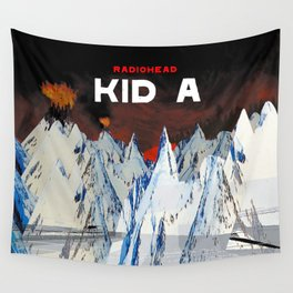 Kid A Wall Tapestry