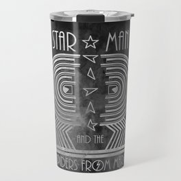 Star Man and The Spiders from Mars Travel Mug
