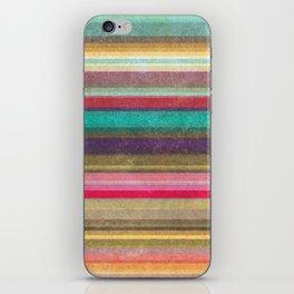 Stripes - pattern iPhone Skin