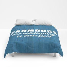 Outstanding Farmdogs Comforters