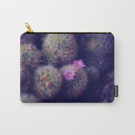 Little Cactus Flowers Carry-All Pouch