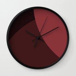 Minimalist Circular Sky Wall Clock