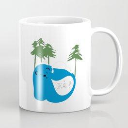 party animals - norwegian bear Coffee Mug