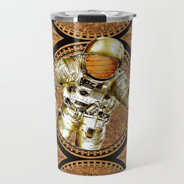 Reaching The Stars, Nasa Astronaut on Space Travel Mug