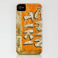Chin Tiki Wall  Slim Case iPhone (4, 4s)