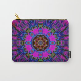 Colors in a kaleidoscope Carry-All Pouch