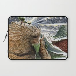 The Earth Golem Laptop Sleeve